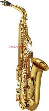 2017 New High quality alto YAS 875EX YAS 82Z saxophone musical instruments professional E-flat sax alto Gold Big discount(China (Mainland))