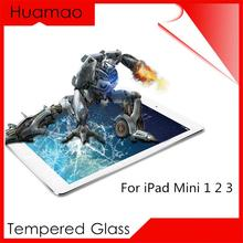 Premium Version HD Tempered Glass Screen Protector For Apple iPad Mini 1 2 3 Protection Cover Protective Guard Glas Film Sticker