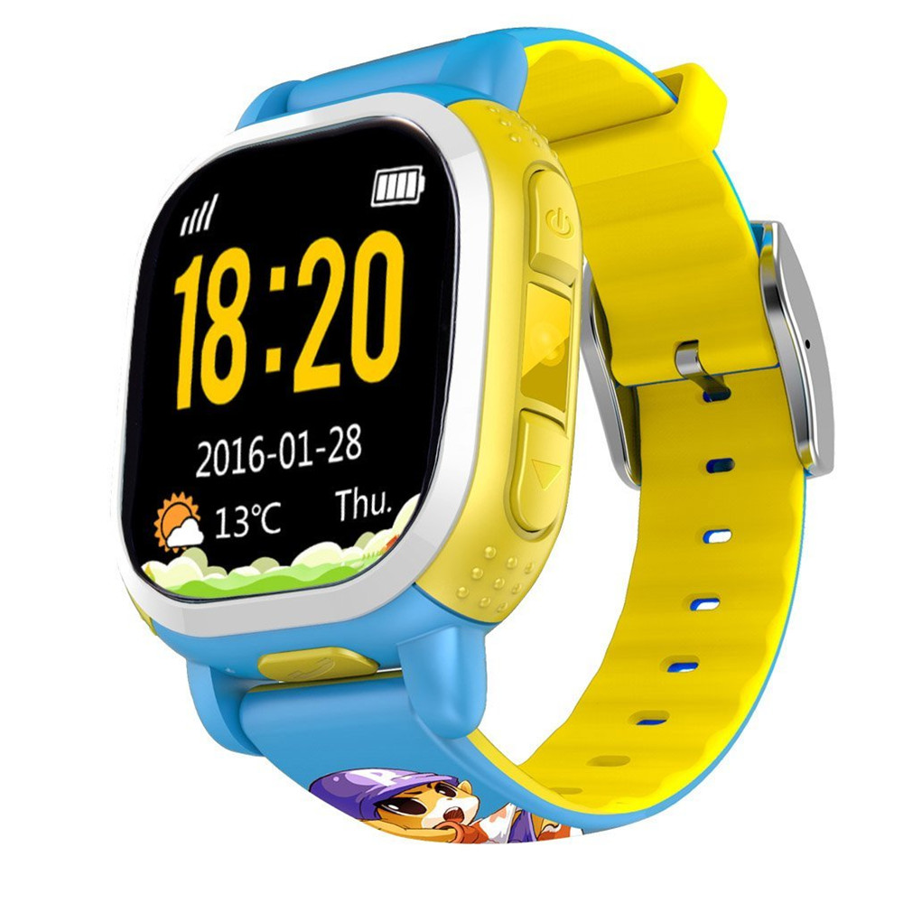 Tencent qqwatch qq watch Kids Smart Watch GPS Tracker Wifi Locating GSM Camera Remote Locating Security SOS Alarm Antilost(China (Mainland))
