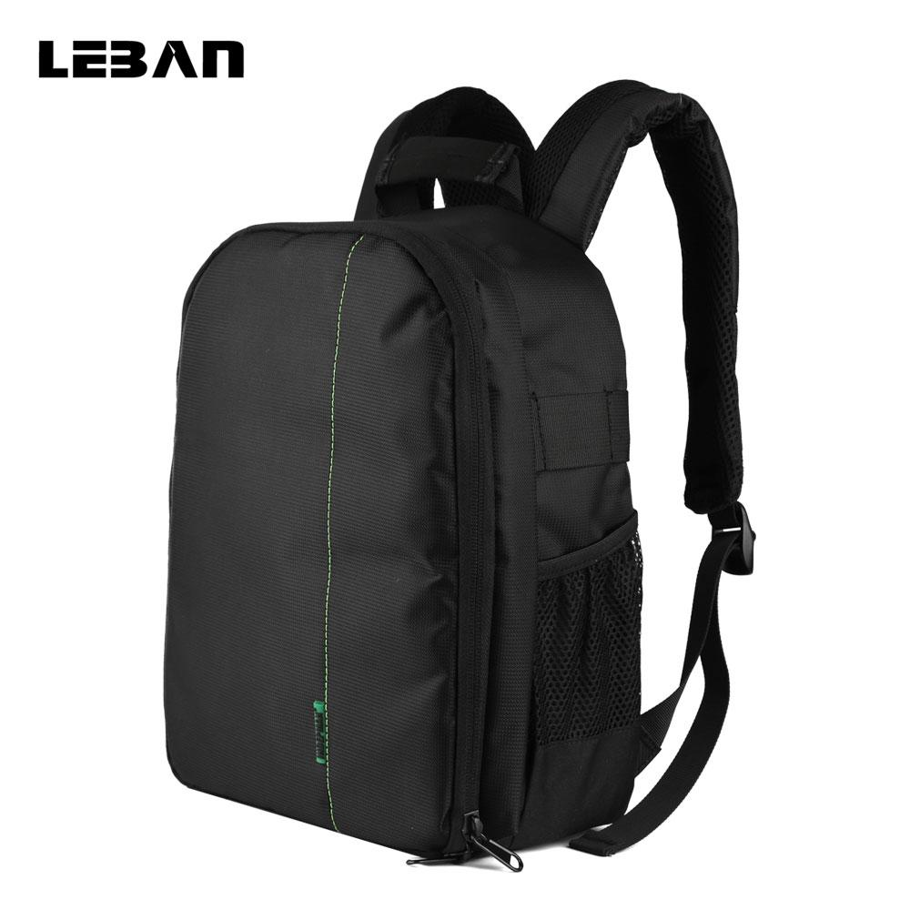 Multi-functional Waterproof Digital DSLR Camera Video Bag SLR Camera Bags for Canon Nikon DSLR(China (Mainland))