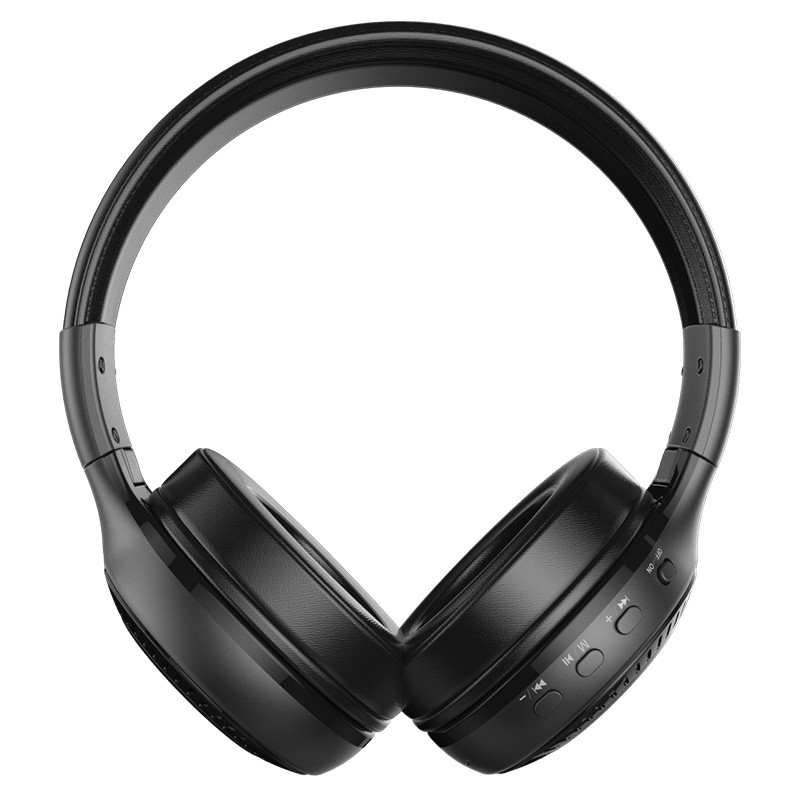 ZEALOT B19 LCD Display HiFi Bass Stereo Wireless Bluetooth Headphone With Microphone, FM Radio,Micro-SD Card Slot for MP3 player