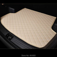 Buy 3D Custom fit car trunk mat Honda Civic CRV City HRV Vezel Crosstour Fit car-styling heavey duty tray carpet cargo liner for $63.00 in AliExpress store