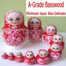 popular russian matryoshka nesting dolls