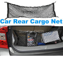 Universal Elasticated Car Trunk Boot Storage Luggage Organiser Cargo Net  110*40CM(China (Mainland))