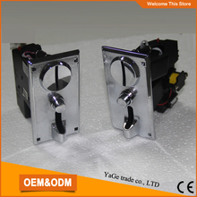 Electronic multi coin acceptor