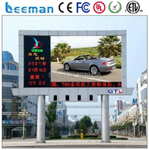 P25 P10 Outdoor RGB LED advertising vieo rolling billboard p10 indoor led display big xxx video screen(China (Mainland))