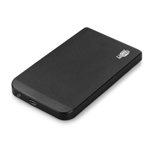 2015 new Black External Hard Drive Enclosure 2.5 Inch Usb 2.0 Ide Portable Case Hdd Ultra Thin
