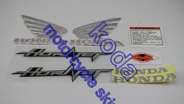 Moto Stickers autocollants pour 2009 - 2014 Hornet CB600F CB900F Raised ailes chrome(China (Mainland))