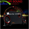 2 1 USB Computer Speakers with Bass Subwoofer Dual Stereo Satellite Speakers For Computer Laptop PC