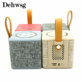 NR 1016 Bluetooth speaker 1200mAH FM Radio Portable Wireless Home Theater Party Mini Subwoofer Sound System