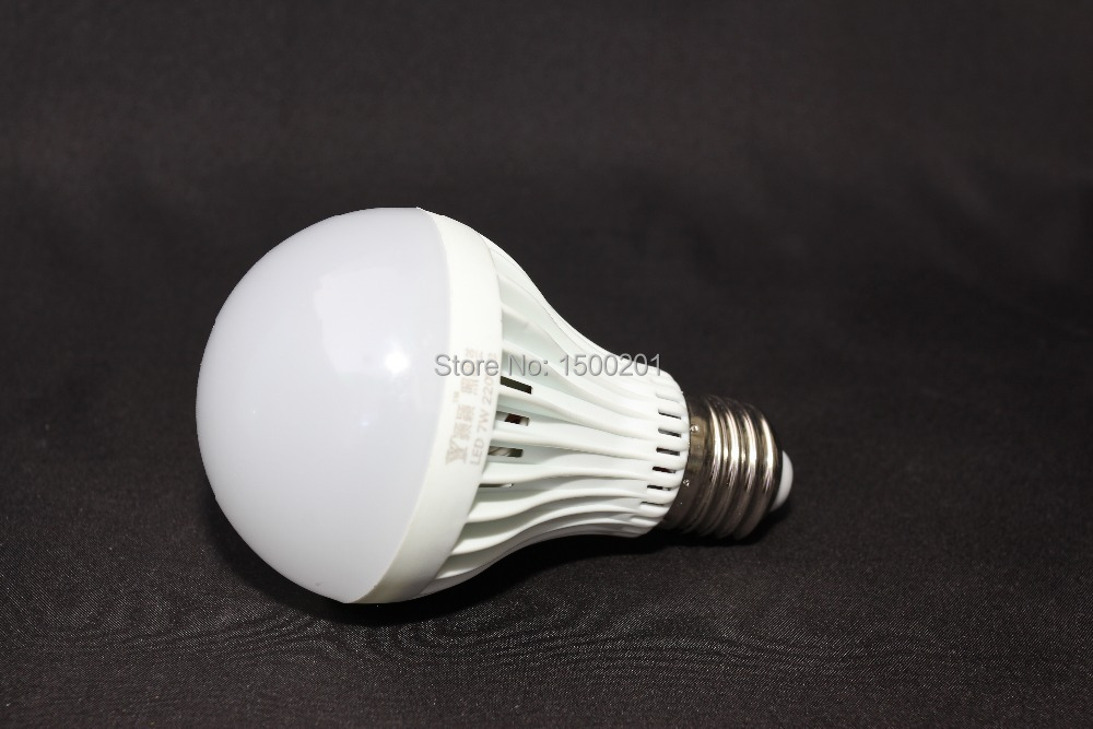 Domestic Lighting Office Lighting Commercial Lighting LED Bulb Light Our Sales LED lamp Warm White & Cool White 2W 3W 5W 7W 12W(China (Mainland))