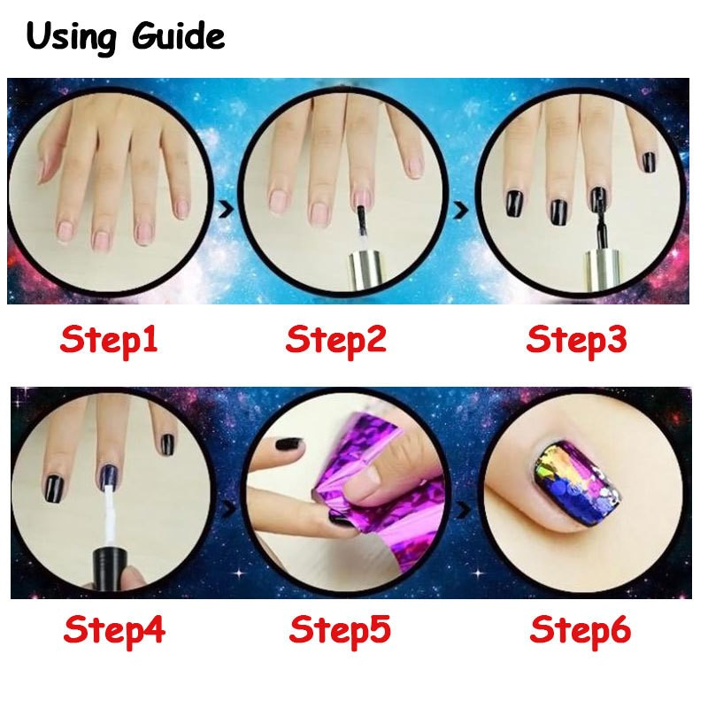66-Designs-Nail-Art-Transfer-Foils-Sticker-12pcs-lot-Hot-Beauty-Free-Adhesive-Nail-Polish-Wrap