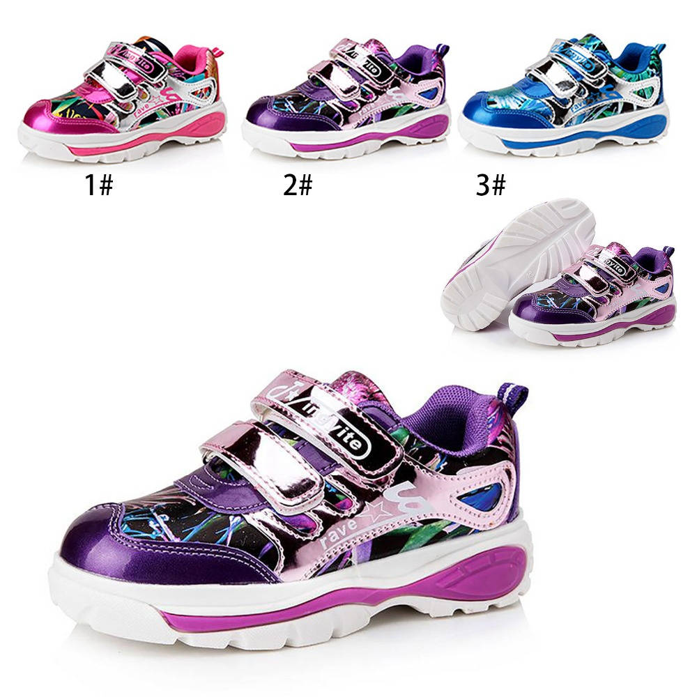 1Pairs 3Styles Camouflage Children Shoes Comfortable Sports Shoes Kids Sneakers Breathable Running Shoes Outdoor Shoe Girls Boys