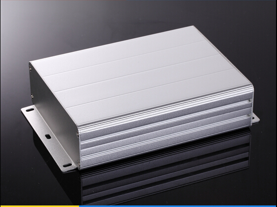"""Aluminum enclosure project electric PCB box splitted case 122(4.8"""")X45(1.77"""")X150(5.9"""")mm DIY NEW(China (Mainland))"""