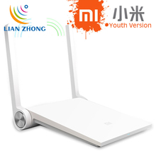 Original Xiaomi Router Youth Version Xiaomi MiNi WiFi Router Mi Portable WiFi Repeater Support Wall-Penetrating iOS/Android APP(China (Mainland))
