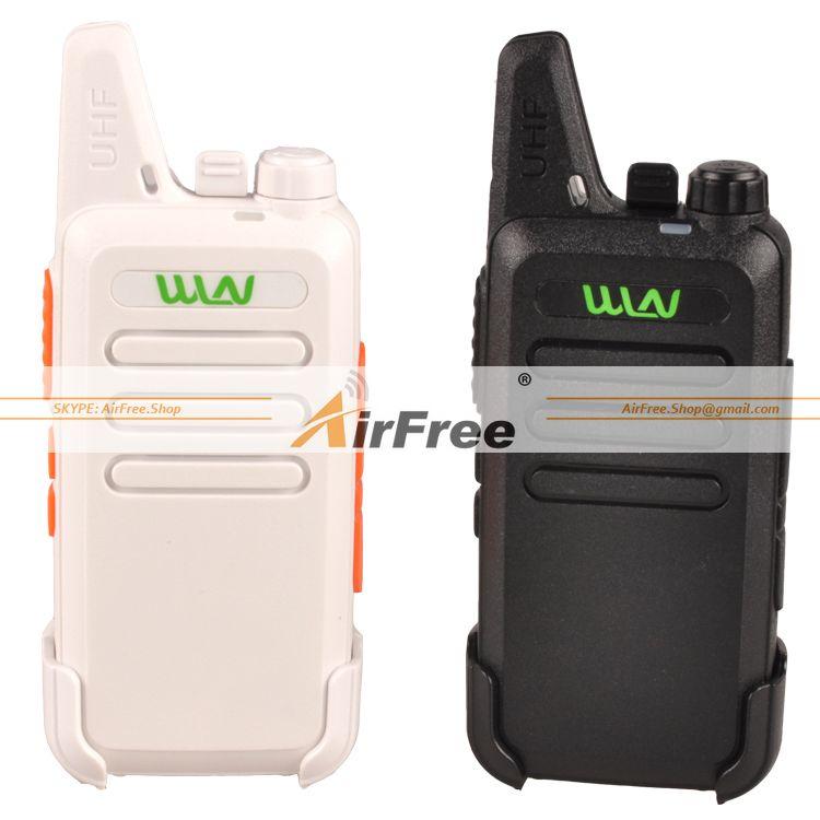 Mini Ham Radio Walkie Talkie WLN KD-C1 5W long range better than BF-888S UHF FM Transceiver(China (Mainland))
