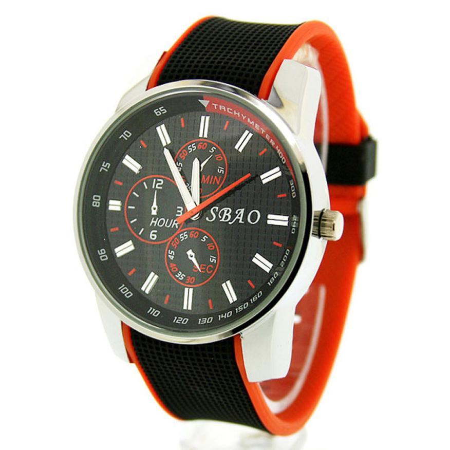 Hot Marketing 2016 Sport Analog Quartz Modern Men Fashion Wrist Watch Jun6(China (Mainland))