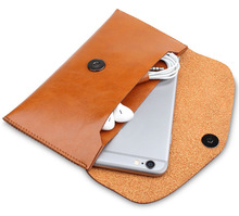Microfiber Leather Sleeve Pouch Bag Phone Case Cover For Blackview Ultra A6 A6 Plus Breeze V2 Crown Omega Pro 4G LTE