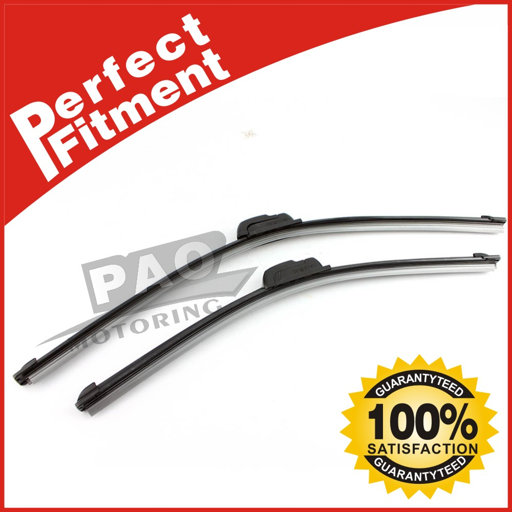 """Pair 19""""& 21"""" Inch Wiper Blade J-Hook For Nissan Mazda VW H All Season OEM Car Window Windshield Front(China (Mainland))"""