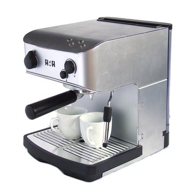 Aaa 3a-c203e semi automatic coffee machine espresso cappuccino iron fancy mocha - jinly lo's store
