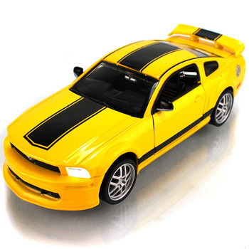 Free Shipping Ford Mustang GT Alloy Car Models