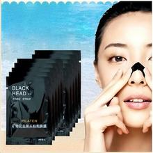 New Arrivals 10Pcs Mineral Mud Nose Blackhead Pore Cleansing Cleaner Removal Membranes Strips#LY110