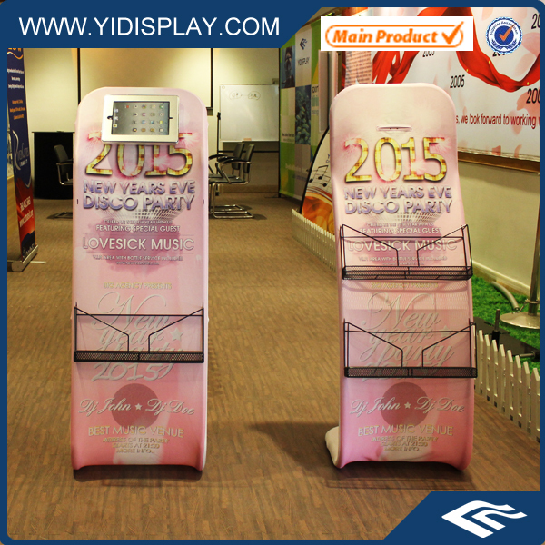 Curved Advertising Creative Display Stand Metal(China (Mainland))