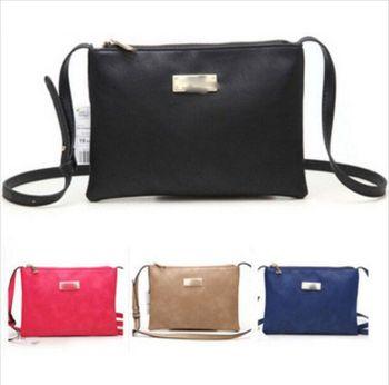 Women's PU Leather Crossbody Bag