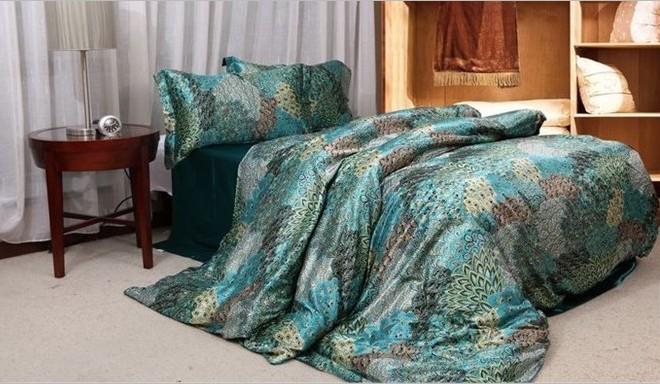 online kaufen gro handel turquoise bedspread aus china turquoise bedspread gro h ndler. Black Bedroom Furniture Sets. Home Design Ideas