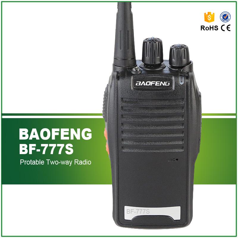 Free Shipping Cheap Mini Walkie Talkie Baofeng BF-777s(China (Mainland))