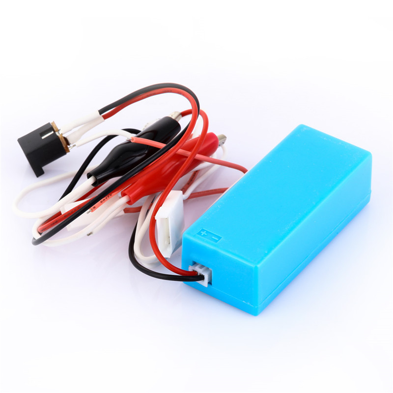 12V DC Input CCFL Inverter Tester Lamp Test Tool Repairing Cable Backlight Tube Tester For Laptop Screen Repairing(China (Mainland))