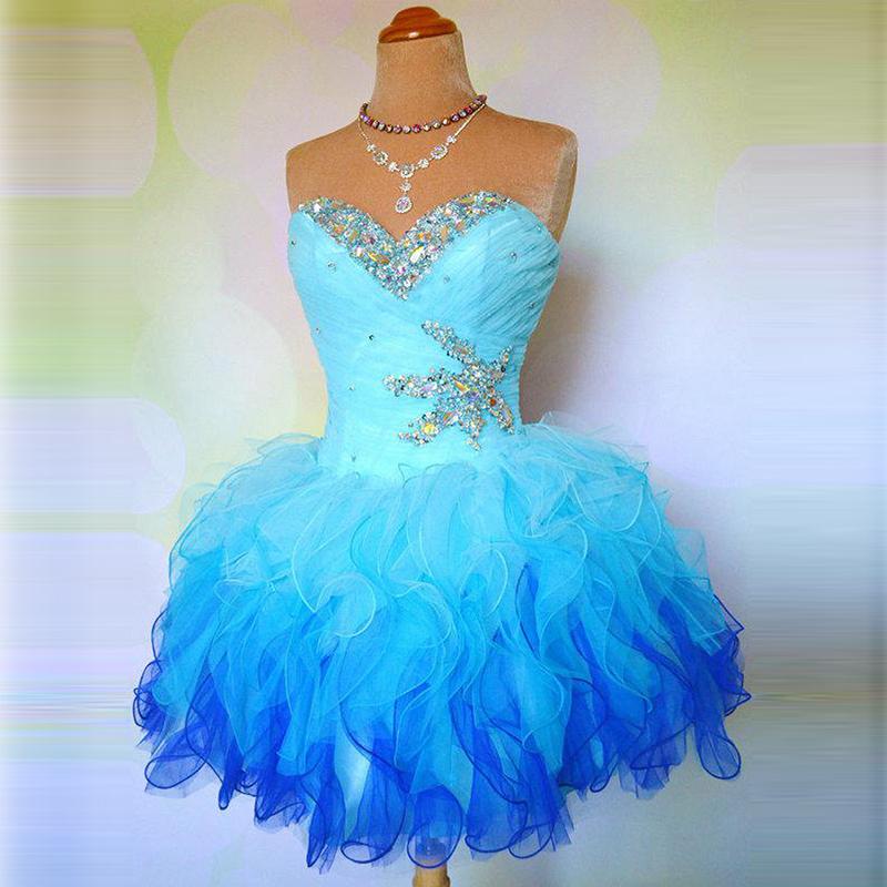 Aliexpress.com : Buy 2016 Modest Crystal Beaded Rhinestone Party ...