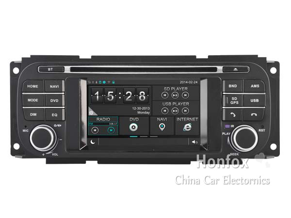 Car DVD Head unit For Jeep Grand Cherokee 1999-2004 with Radio GPS DSP Navigation Recorder Video Stereo DVR(China (Mainland))