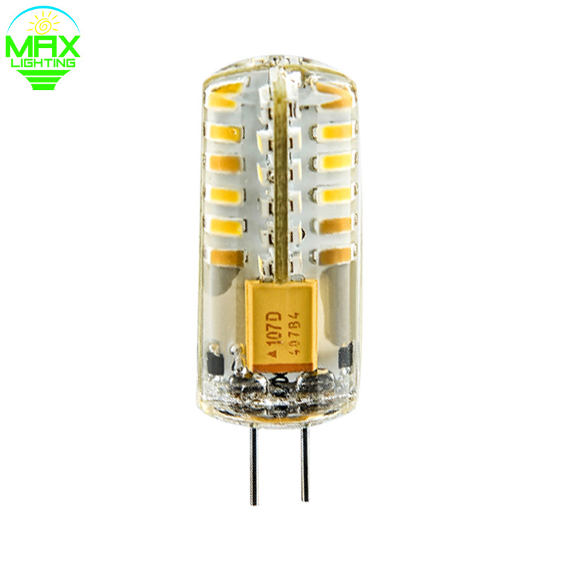 G4 LED 12V Lamp DC Led Bulb Light 3W 5W 6W Replace Halogen Lamp 360 Beam Angle Free Shipping(China (Mainland))