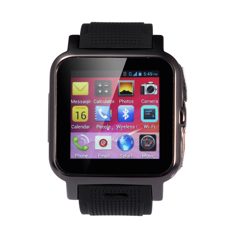 2015 Z15 3G smart watch Android telephon dual core 3.0Mp camera WIFI GPS bluetooth Android watch smart phones unlocked telephone(China (Mainland))