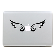 2014 fashion removable DIY beautiful wing tablet and laptop sticker for you tablet computer and macbook air 170*270mm