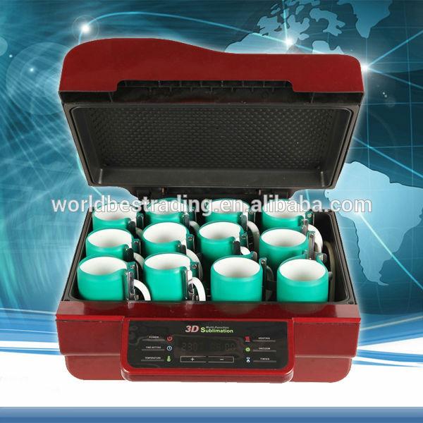 K Print 3d Vacuum Sublimation Machine Heat Press Machine