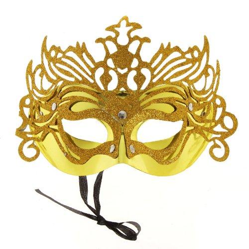 Как сделать Маскарадные маски на новыПенные таблеРемонт