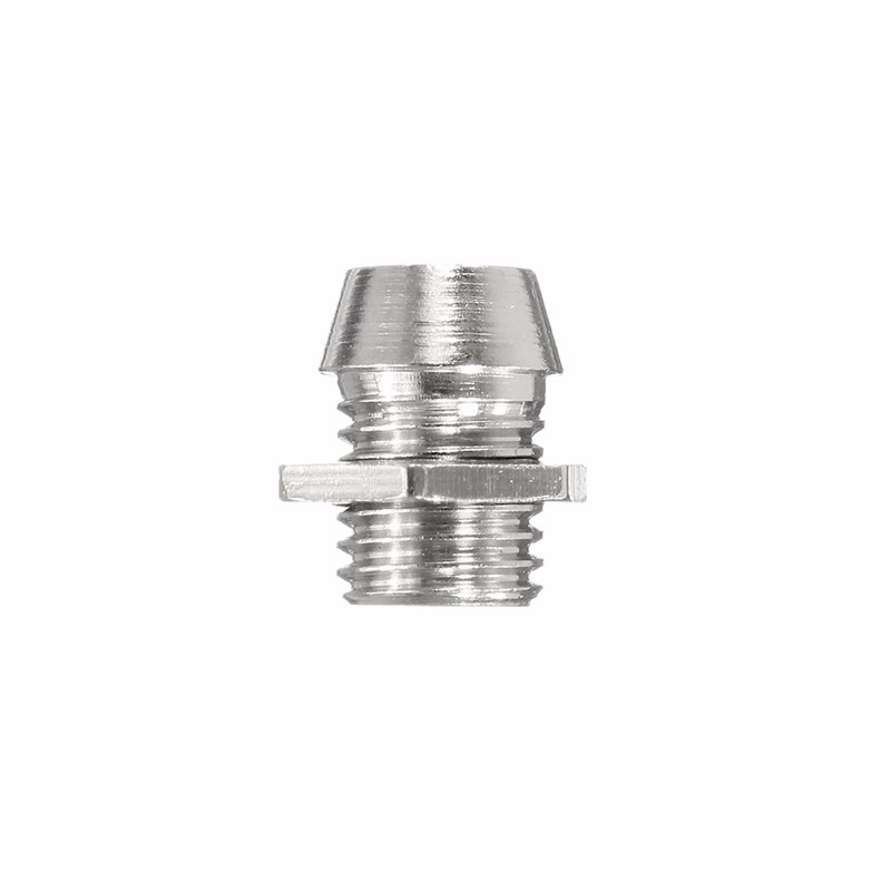 20Pcs 3MM Silver Round Chrome Metal Plastic LED Lamp Light Emitting Diode Bezel Holder 10mm(China (Mainland))