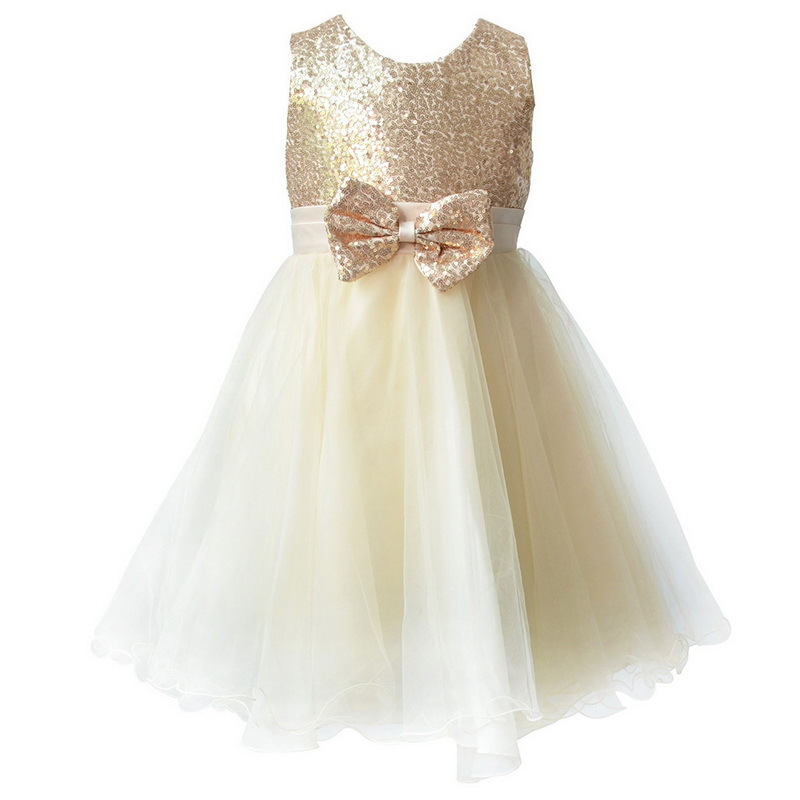 Flower girl dresses children dresses kids wedding party for Dresses for wedding for kids