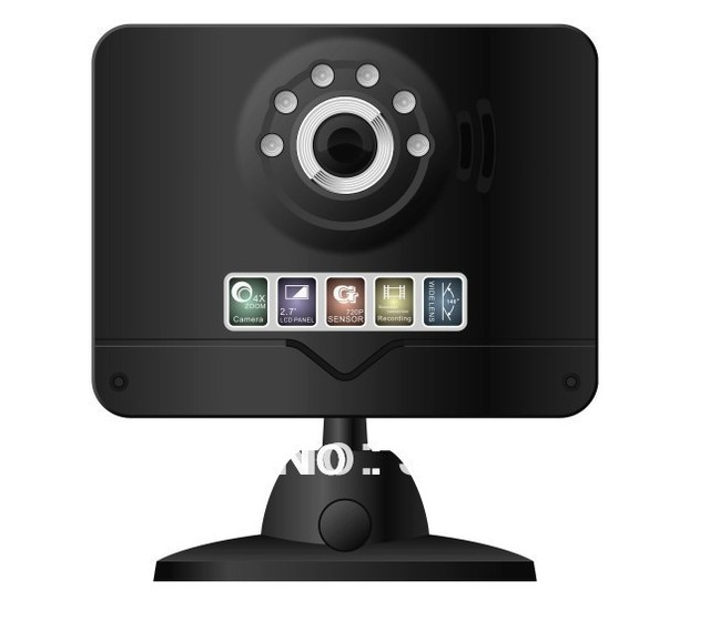 2013New&lowest price,2.7 inch tv HD BLACK BOX 720P Car dvr with Remote+ built-in battery file locking screen saver function