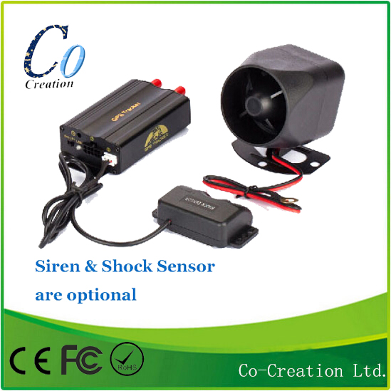Real time coban vehicle car gps tracker with remote control GPS103B TK 103B car tracker device+Tracking number<br><br>Aliexpress