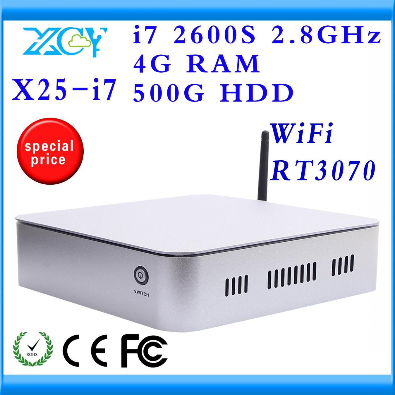 multi user pc station ,wifi micro computer ,wholesale net computer ,High Performance,support MIC, RAM 4GB HHD 500GB the cheapest(China (Mainland))