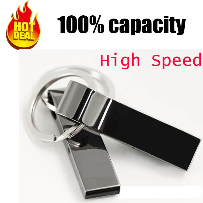 High quality waterproof usb stick usb flash drive 16GB 32GB 64GB memory stick pendrives pen drive pendrive usb 2.0 key(China (Mainland))