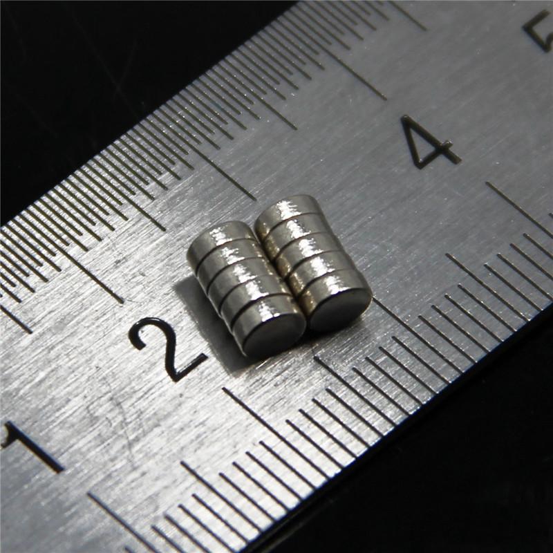 5000pcs Bulk Small Round NdFeB Neodymium Disc Magnets Dia 4mm x 1.5mm N35 Super Powerful Strong Rare Earth NdFeB Magnet<br>