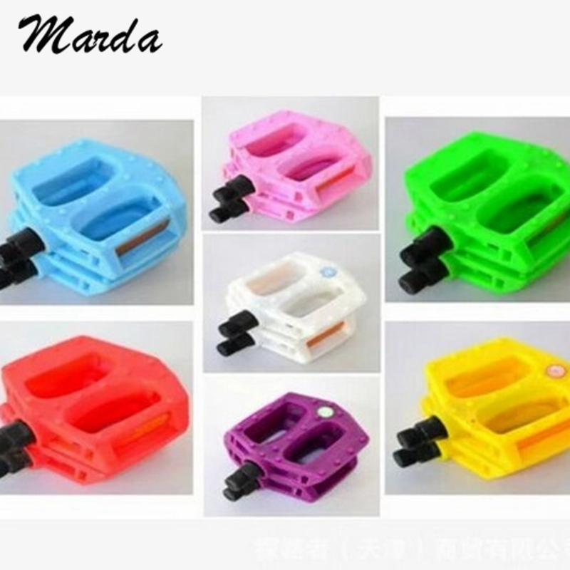 20Pairs/Lot Bike Pedals High Quality Plastic Cycling Bearing Pedals Bicycle Platform Pedales Bicicleta Carretera Bike Parts <br><br>Aliexpress