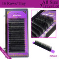 1case  All size,,High quality eyelash extension mink,individual eyelash extension,natural eyelashes,false eyelashes.