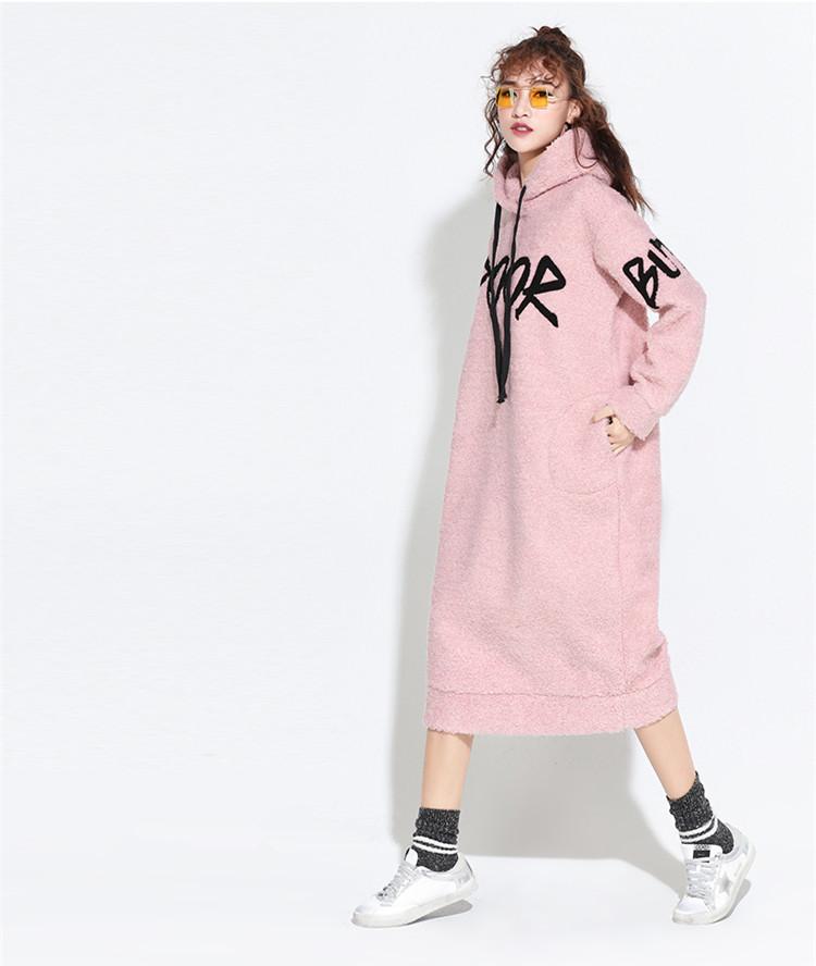 Lange Hoodie Kleid-Kaufen BilligLange Hoodie Kleid Partien Aus China Lange Hoodie Kleid ...