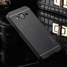 Buy Motomo Aluminum Metal Armor Case Samsung Galaxy J5 J500 J500F J500H J500M SM-J500F Brushed Metal Hard Back Protective Case for $1.48 in AliExpress store