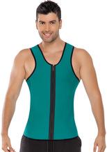 Men Hot Shapers Sweating Neoprene Waist Trainer Vest Cincher Waist Training Corsets Sport Slimming Exercise Body